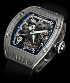 #Richard Mille RM 015 Perini Navi Cup priced at USD 400,000.