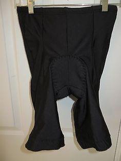 33.51$  Watch now - http://vihvo.justgood.pw/vig/item.php?t=u2ih2250790 - Womens Performance Cycling Base Layer Compression Padded Shorts Medium Black 33.51$