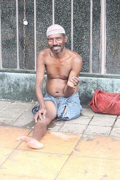The World of the Muslim Beggar