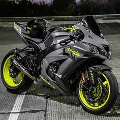 — motorcycles-and-more: Kawasaki Ninja ZX-10R
