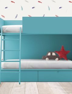 63 Best Bunk Bed Images Bunk Beds Kids Room Child Room