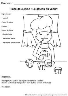 Coloriage Ingredients Gateau.45 Meilleures Images Du Tableau Decor Sweet Recipes Deck Et Decor