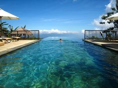 Top 10 Non Touristy Things to Do in Bali - infinity pool at munduk moding plantation