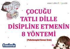 Çocukları Tatlı Dille Disipline Etme | Okul-Ev Etkinlikleri