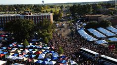 The Junction @ Mississippi State during Game Day!