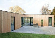 EFFEKT designed Villa ONE, an affordable prefab house in Denmark.