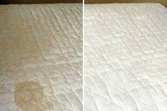 Így varázsold gyönyörűen tisztává a matracod fillérekből, házilag!