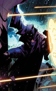 (New) Earth-2 Batman is Dick Grayson