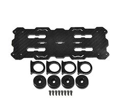 Tarot T810 T960 Hanging Type Dual Battery Mount Bracket TL96018 For FPV Quadcopter Hexacopter UFO by Tarot