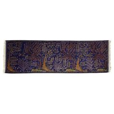 """Check out this item at One Kings Lane! Afghan Runner, 3'2"""" x 9'9"""" Esmaili Rugs $1,199"""