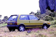 Fiat Uno 1.5 R : 1989