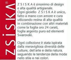"""Nuovi arrivi """"ZSISKA"""" handmade jewellery — presso Neo.chiC."""