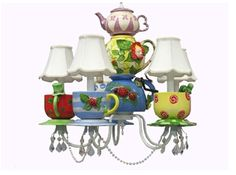 Light Up Your Room With Alice In Wonderland  #munire #pinparty #MadeinUSA