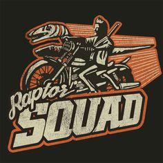 Raptor Squad.