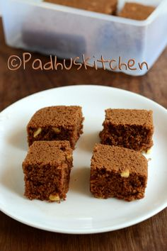 Quick and easy biscuit cake - need only 5 minutes preparation.