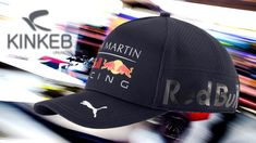 PUMA Red Bull Racing Team Gear Hat Gorras ab23acab656