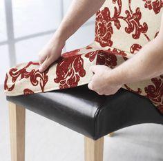 How to Make Retro Chair Cover for Vintage Chairs