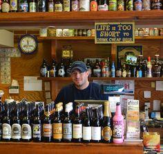 Adam Deutsch (The Beer Necessities Co-Owner)