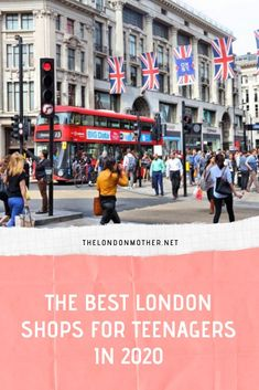 London's shopping scene is among the best in the world. We did the hard work of compiling a list of the best shops to take your teen on Oxford Street. Lush Oxford Street, Oxford Street London, Teen Shopping, London Shopping, Days Out In Scotland, Oxford Circus, Trampoline Park, Beach Gear, Family Days Out