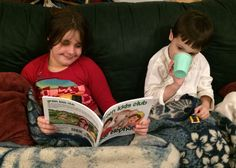 Children's Book Review: The Green Kids Club