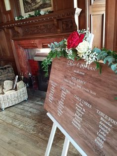 Creative family run wedding & events venue decor stylist, dresser and decor hire based in Central Scotland. Wedding Seating Board, Seating Arrangement Wedding, Wedding Table, Inglewood House, Seating Chart Wedding Template, Seating Cards, Table Plans, Event Venues, Wedding Events