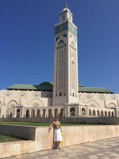 Casablanca, Hassan II Mosque