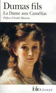 Alexandre Dumas fils, La Dame aux camélias