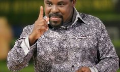 Prophet T.B Joshua Shares His Opinion On Same Sex Marriage (PHOTO)