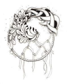 Studio ML:   ohh, feel like sewing it, adding ribbon... just celebrating it..... it's lovely!
