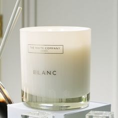 Blanc Candle | Candles | The White Company US