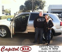 #HappyBirthday to Brian Silvey from Christian Lundell at Capitol Kia!