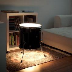 Floor Tom Night Light! Love it!