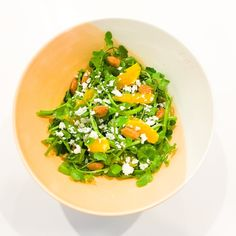 I look for any excuse to use watercress in my meals! In 2015 a team of  researchers ranked the relative nutrient profile of fruit and vegetables -  and watercress came out on top!Its strong, peppery taste takes a little  getting used to. I find it works beautifully in salads like this with fruit