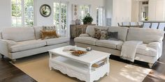 Camille 3.5 + 2.5 Seater Sofa Package on sale at Early Settler - Sale Finder