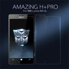 Original NILLKIN For Microsoft Lumia 950 XL 950XL Amazing H+Pro Resistant 2.5D Tempered Glass Screen Protector Film