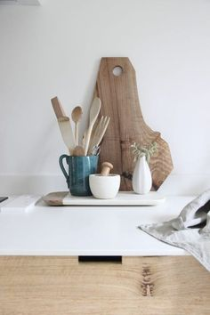 A designers own Scandi-style Ikea hack galley kitchen in the South of France http://s.sm.cc/IokALgpic.twitter.com/6EE6lMZWmg