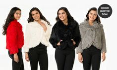 Groupon - G.E.T. Women's Jackets. Multiple Styles Available. Free Returns. in Online Deal. Groupon deal price: $26.99