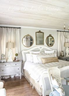 French Bedroom Design Beauteous Style Notes Designing A French Country Bedroom  French Country Design Decoration