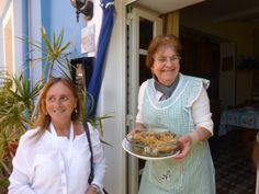 Lipari -  visita guidata al Museo B. Brea e incontro con la gente ( simpatica) - Gruppo Vademecum Sicile & Co