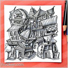 Zen-ful Houses — EniOken.com
