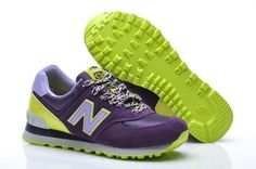 4480b33a083e Buy New Balance 574 Womens Grade School Purple Grey Neon Green For Sale  from Reliable New Balance 574 Womens Grade School Purple Grey Neon Green  For Sale ...