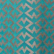 Contemporary upholstery fabric. Italian modern upstery fabric - Patterns Stripes Embroidered motifs - dedar - Milano