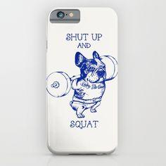 Frenchie Squat iPhone & iPod Case$35.00 https://society6.com/product/frenchie-squat_iphone-case?curator=alexxxxx