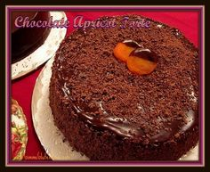 Chocolate Apricot Torte