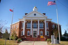 Bacon County - Alma