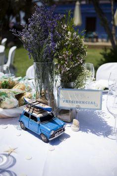Vintage Sea-La boda de Toño y Sheila - Elite wedding planners- Organizacion de bodas. Sajoramibeach