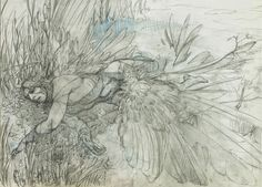 Cap'n's Comics: Icarus by Barry Smith
