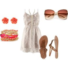 Summer :) I wish I could buy a new wardrobe for vacation.