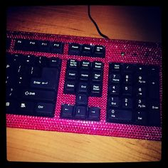 Blingy Keyboard