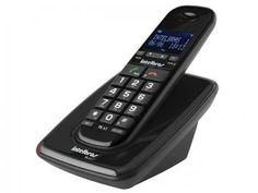 Telefone Digital s/ Fio Intelbras TS63 - Identificador de Chamadas e Viva-Voz
